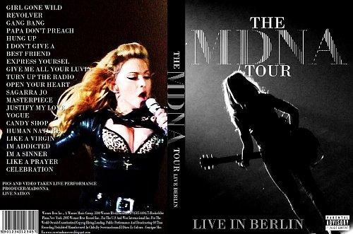 Madonna-The MDNA World Tour(2012)