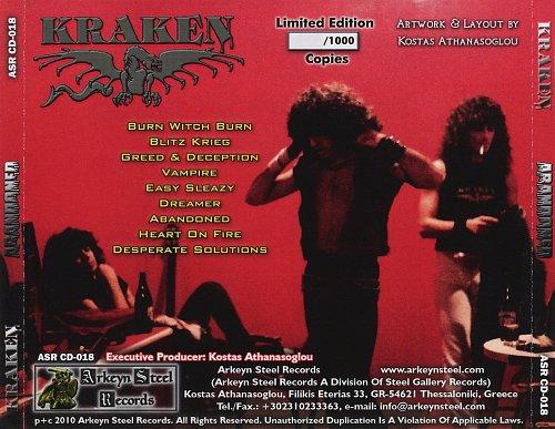 Kraken - Abandoned (2010)