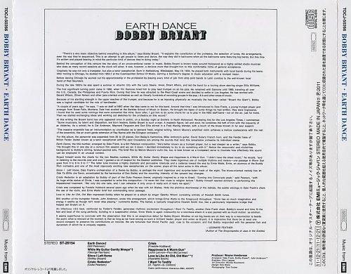 Bobby Bryant - Earth Dance (2011)