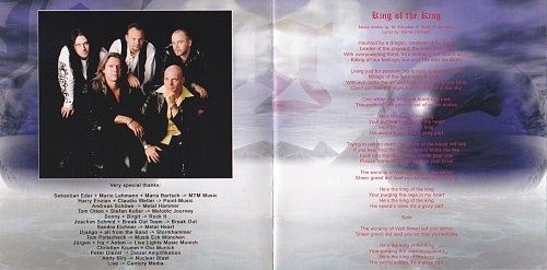 Eternal Flame - King Of The King (2002)