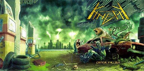 Kinetik - Critical Fallout (2018)
