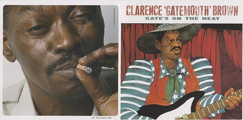 Clarence 'Gatemouth' Brown - Gate's On The Heat (1973)