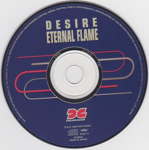 Eternal Flame - Desire (1998)