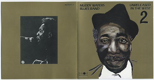 Muddy Waters - Unreleased In The West 2 (1976)