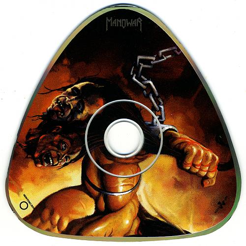 Manowar - The Dawn Of Battle (2002)