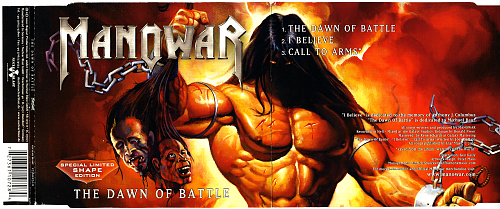 Manowar - The Dawn Of Battle (2002)