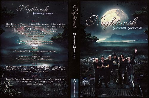 Nightwish - Showtime, Storytime (2013)