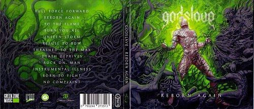 Godslave - Reborn Again (2018)