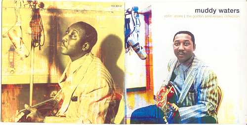 Muddy Waters - Rollin' Stone: The Golden Annyversary Collection (2000)