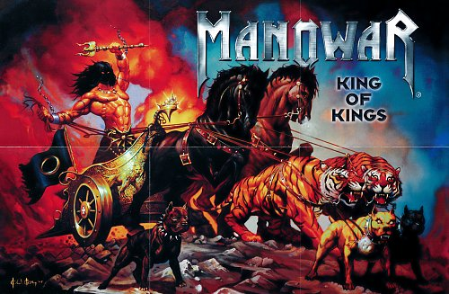 Manowar - The Sons Of Odin (2006, EP)
