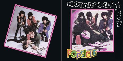 Motorcycle Boy - Popsicle (1991)