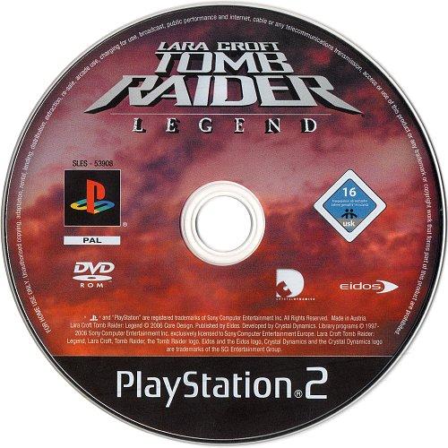 Lara Croft Tomb Raider: Legend [SLES-53908]