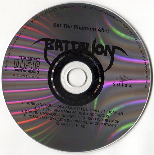 Battalion - Set The Phantom Afire (2012)