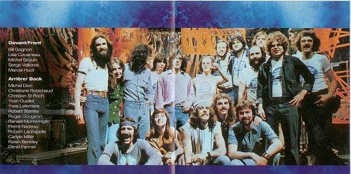 Ville Emard Blues Band - Complete VEBB Au Complet 1973-1975 (2004)