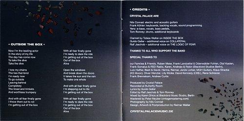 Crystal Palace - Sсattered Shards (2018)