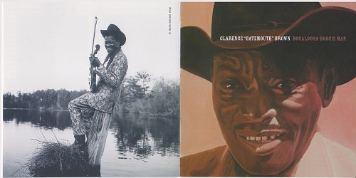Clarence 'Gatemouth' Brown - Bogalusa Boogie Man (1975)