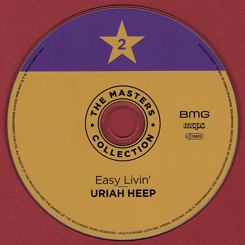 Uriah Heep - Easy Livin' (2018)