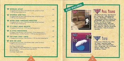 Cock Robin - Best Ballads (1995)