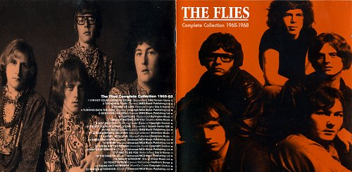 Flies, the - Complete Collection 1965-1968 (2001)