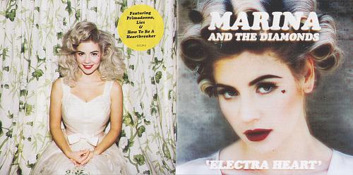 Marina and The Diamonds - Electra Heart (2012)