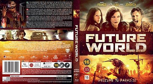 Мир будущего / Future World (2018)