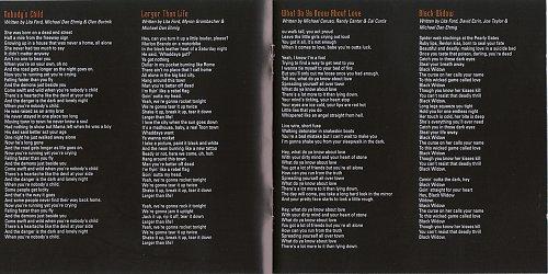 Lita Ford - Greatest Hits Live! (2000)