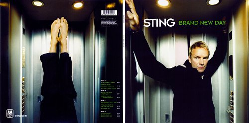 Sting - Brand New Day (1999/2016)