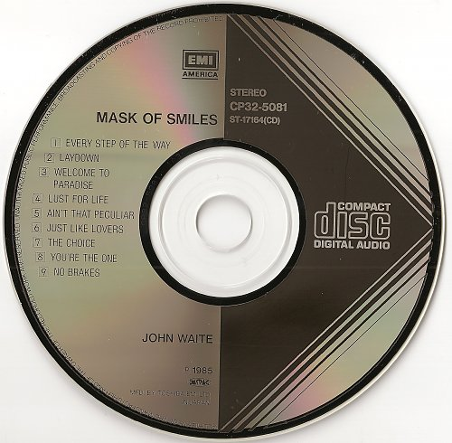 John Waite - Mask Of Smiles (1985)