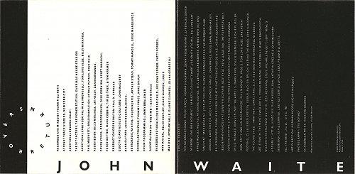 John Waite - Rovers Return (1987)