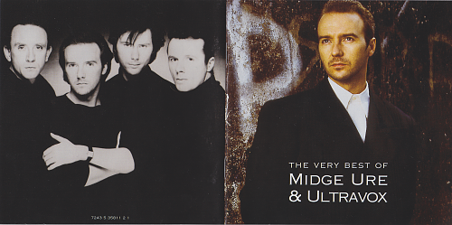 Midge Ure & Ultravox - The Very Best Of Midge Ure and Ultravox (2001)