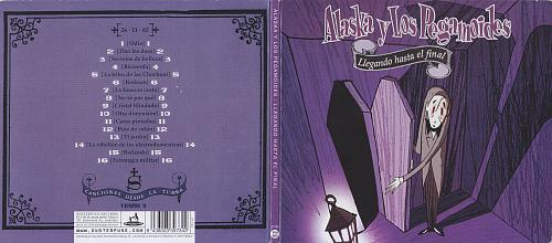 Alaska Y Los Pegamoides - Llegando Hasta El Final (1982)