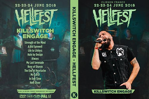 Killswitch Engage - HellFest (2018)