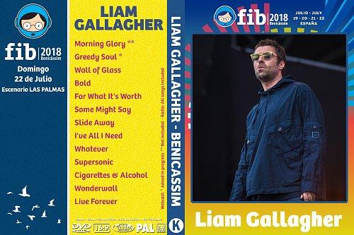Liam Gallagher - Benicassim Fest (2018)