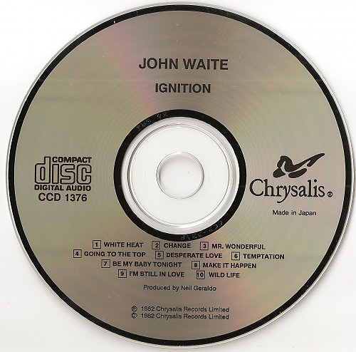 John Waite - Ignition (1982)