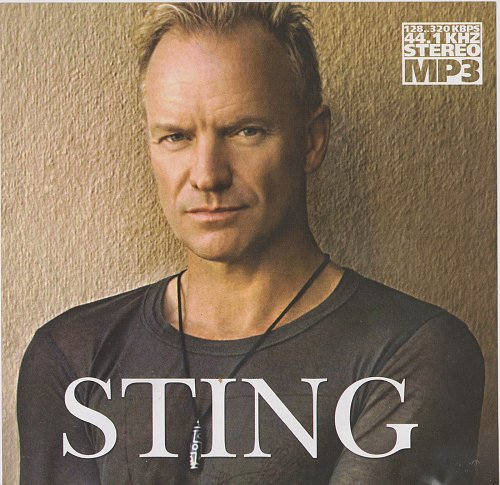 Sting - MP3 Collection 1985-2010