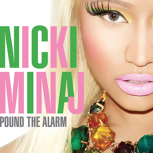 Nicki Minaj - Pound The Alarm (Single) (2012)