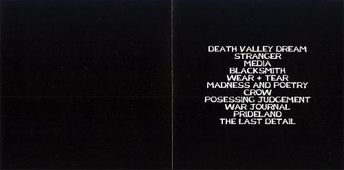 Meliah Rage - Death Valley Dream (1996)