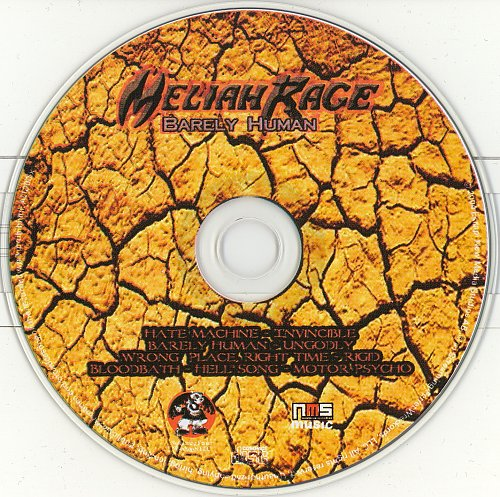 Meliah Rage - Barely Human (2004)