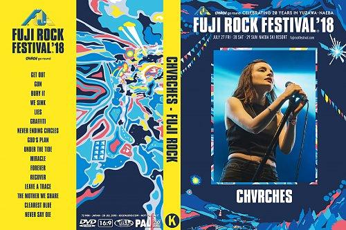 Chvrches - Fuji Rock Festival (2018)