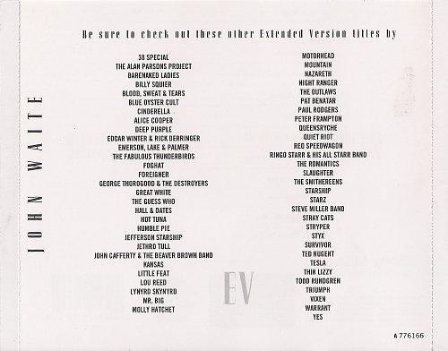 John Waite - Extended Versions (2010)