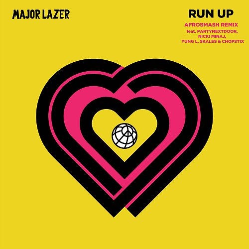 Major Lazer, Partynextdoor & Nicki Minaj - Run Up (Afrosmash remix) (2017)