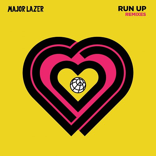 Major Lazer, Partynextdoor & Nicki Minaj - Run Up (Remixes) (2017)