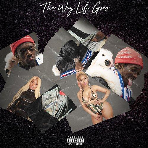 Lil Uzi Vert, Nicki Minaj & Oh Wonder - The Way Life Goes (Single) (2017)