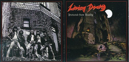 Living Death - Protected From Reality (1987)