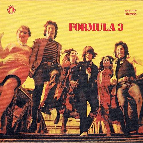 Formula 3 - Formula 3 (1971)