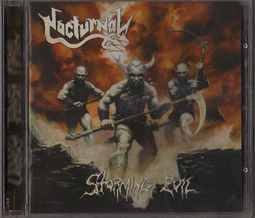 Nocturnal - Storming Evil (2014)