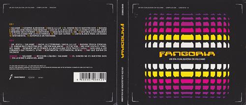 Fangoria - Un Dia Cualquiera En Vulcano (2003)