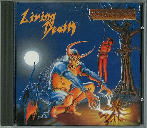 Living Death - Killing In Action (1991)