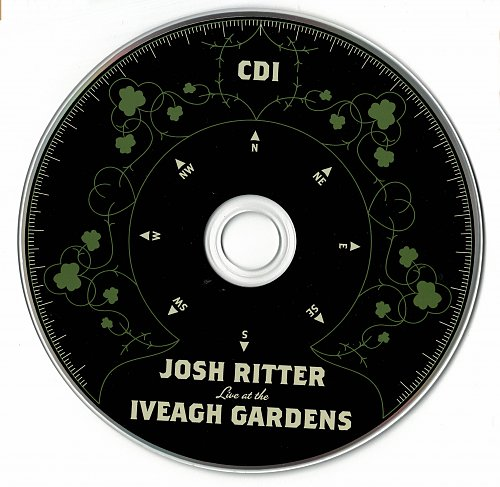 Josh Ritter & The Royal City Band - Live at the Iveagh Gardens (2011)
