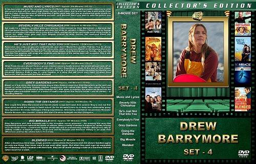 Дрю Бэрримор / Drew Barrymore